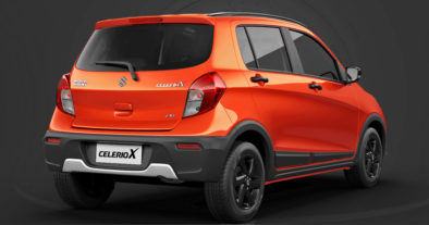 Suzuki CelerioX launched in India at INR 4.57 lac 3