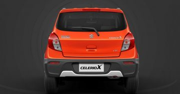 Suzuki CelerioX launched in India at INR 4.57 lac 5
