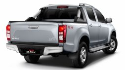 Isuzu D-MAX Might Create Problems for Toyota Hilux 4