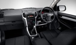 Isuzu D-MAX Might Create Problems for Toyota Hilux 5