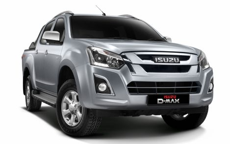 Isuzu D-MAX Might Create Problems for Toyota Hilux 3