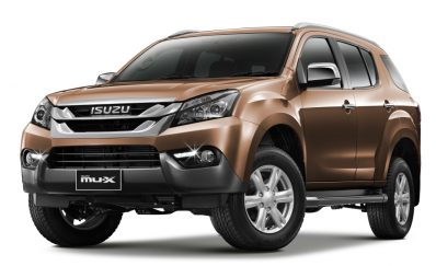 Isuzu D-MAX Might Create Problems for Toyota Hilux 7