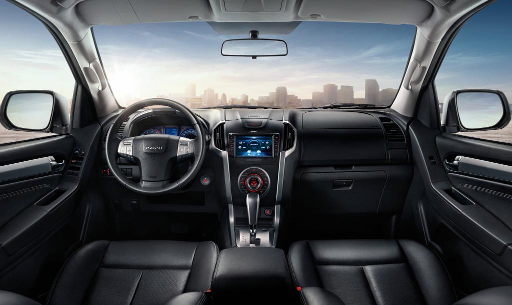 Isuzu D-MAX Might Create Problems for Toyota Hilux - CarSpiritPK