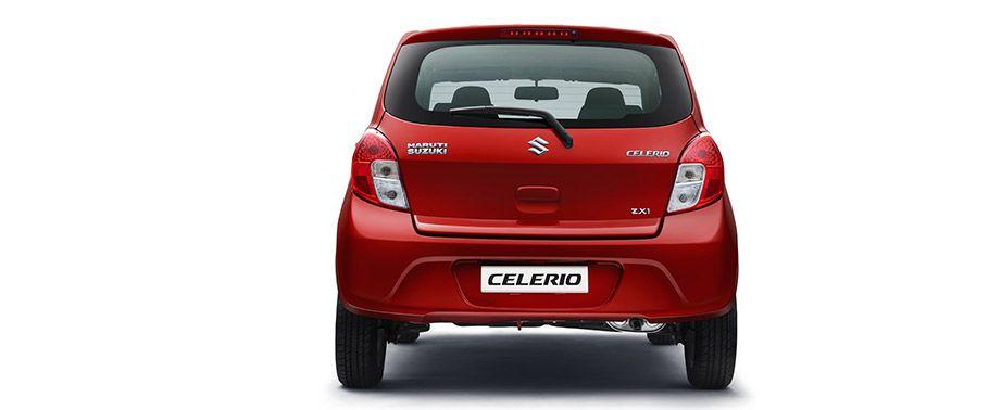 Comparison: Maruti Celerio vs Pak Suzuki Cultus 6