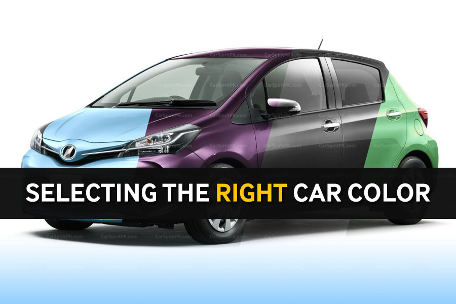 Selecting the Right Car Color 8