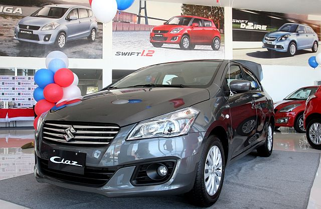 Suzuki Ciaz Might Get Discontinued in Indonesia 35