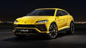 Lamborghini Urus Debuts As The World's Fastest SUV 3