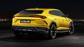 Lamborghini Urus Debuts As The World's Fastest SUV 5