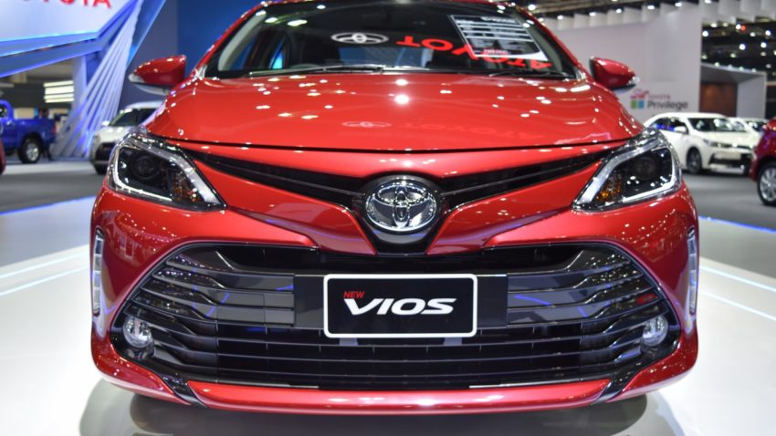 Toyota Vios- What to Expect? 8