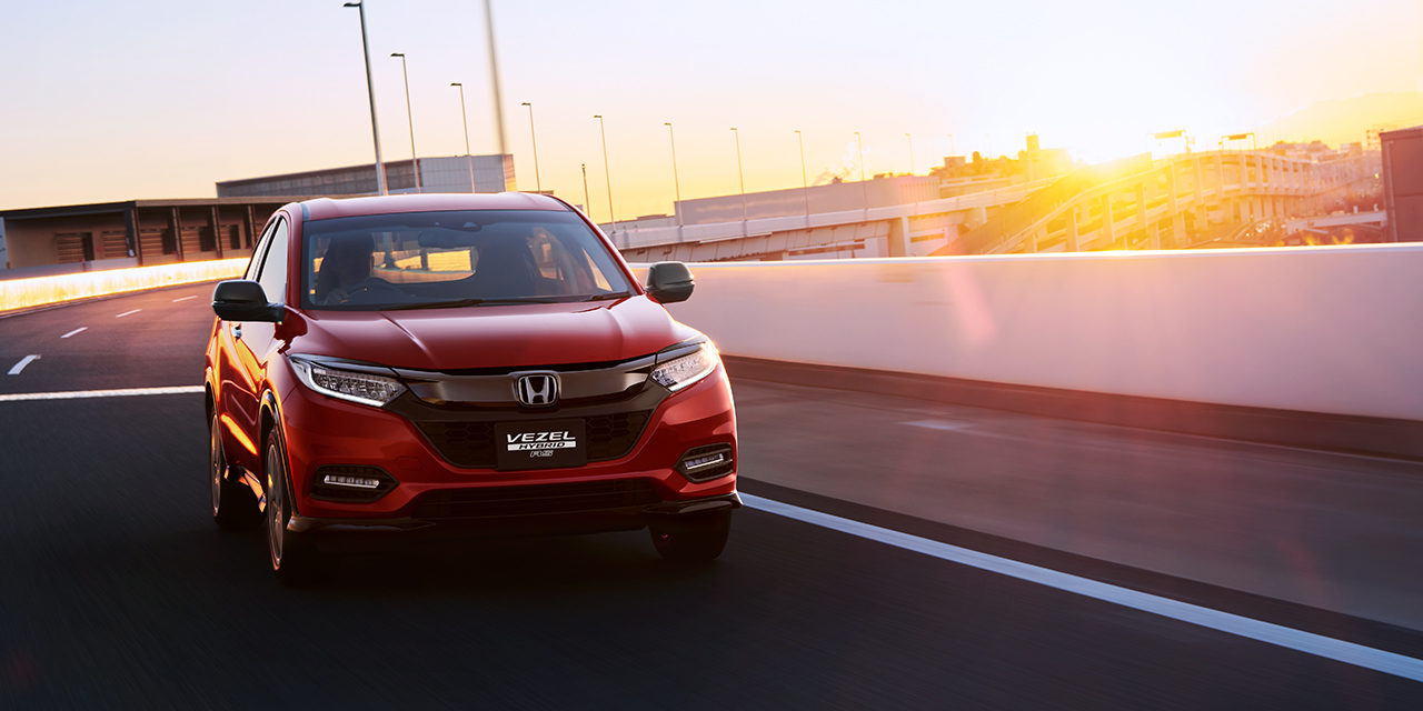 2018 Honda Vezel (HR-V) Facelift Revealed 2