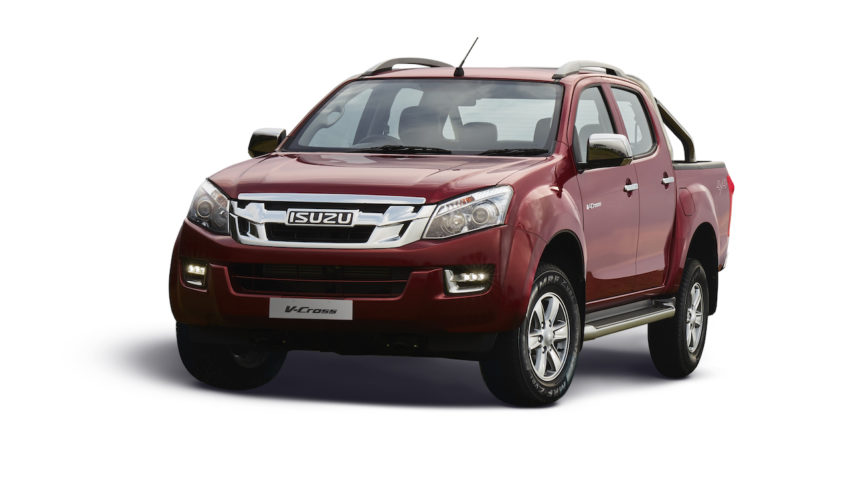 2018 Isuzu D-Max V-Cross Launched in India 4