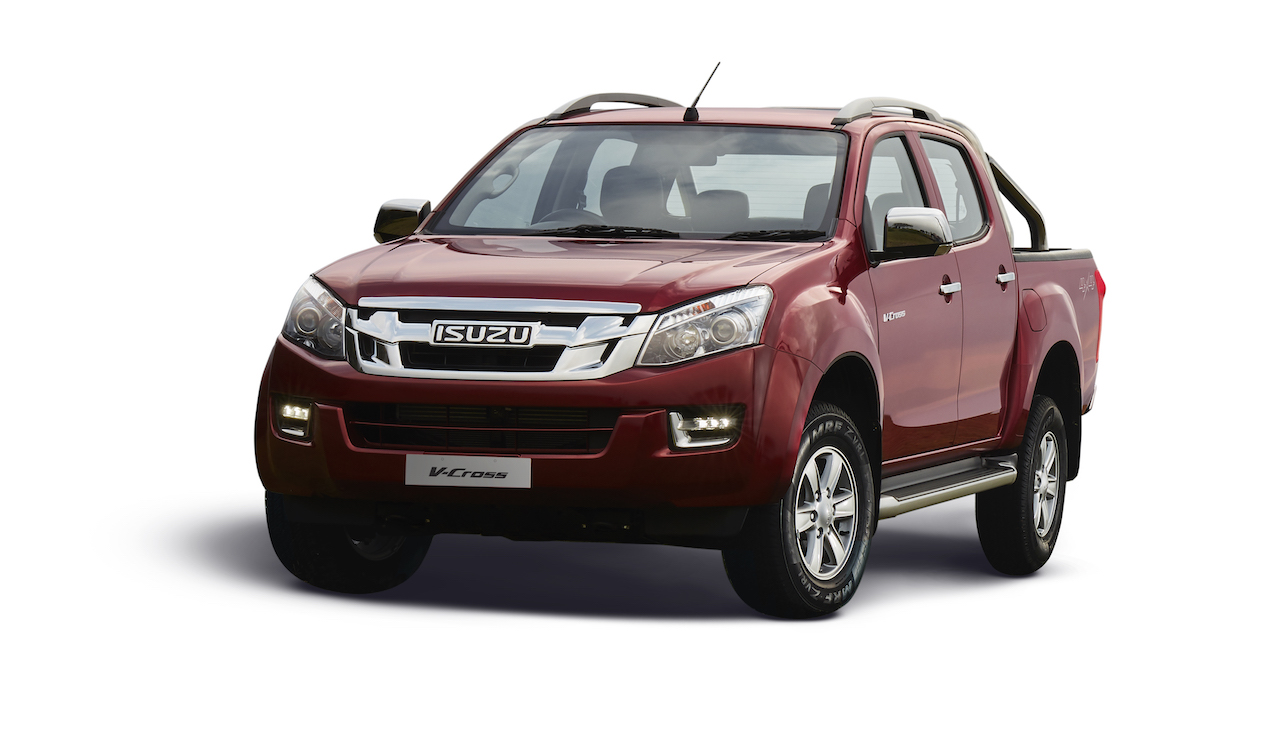2018 Isuzu D-Max V-Cross Launched in India 15