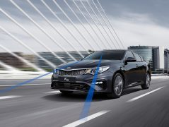 KIA K5 (Optima) Facelift Launched 14