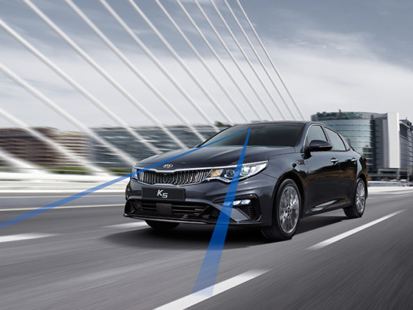 KIA K5 (Optima) Facelift Launched 13