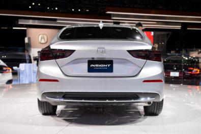 2018 Honda Insight Hybrid Prototype Revealed at Detroit 4