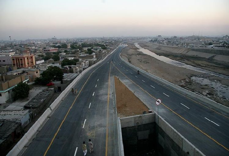 North Bound Carriageway Of Lyari Expressway To Be Inaugurated On Sunday 5