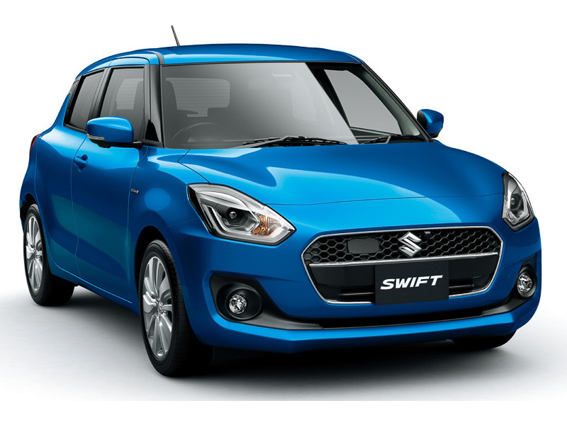Suzuki Swift- All Generations 16