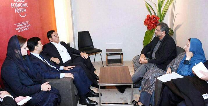 PM Shahid Khaqan Abbasi Invites Groupe Renault to Consider Pakistan as Next Investment Destination 2