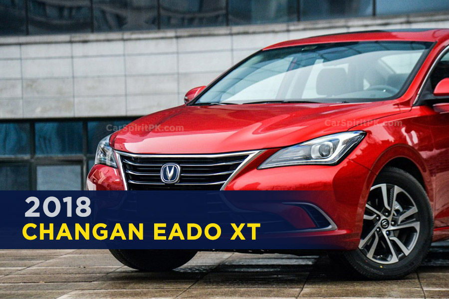 The 2018 Changan Eado and Eado XT 4