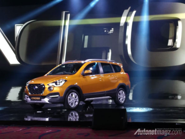 Datsun Officially Unveils the Go Cross in Indonesia 8