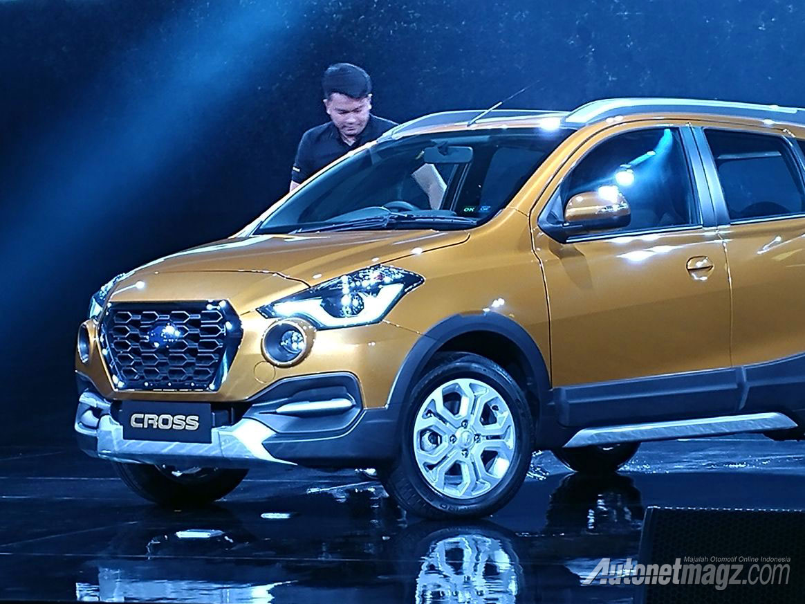 Datsun Officially Unveils the Go Cross in Indonesia 1