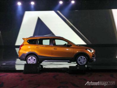 The 2018 Datsun Go Cross 4