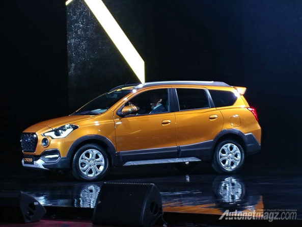 Datsun Officially Unveils the Go Cross in Indonesia 9