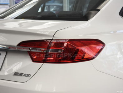 FAW A50 Sedan Launched in China 8