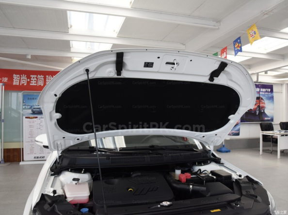 FAW A50 Sedan Launched in China 21