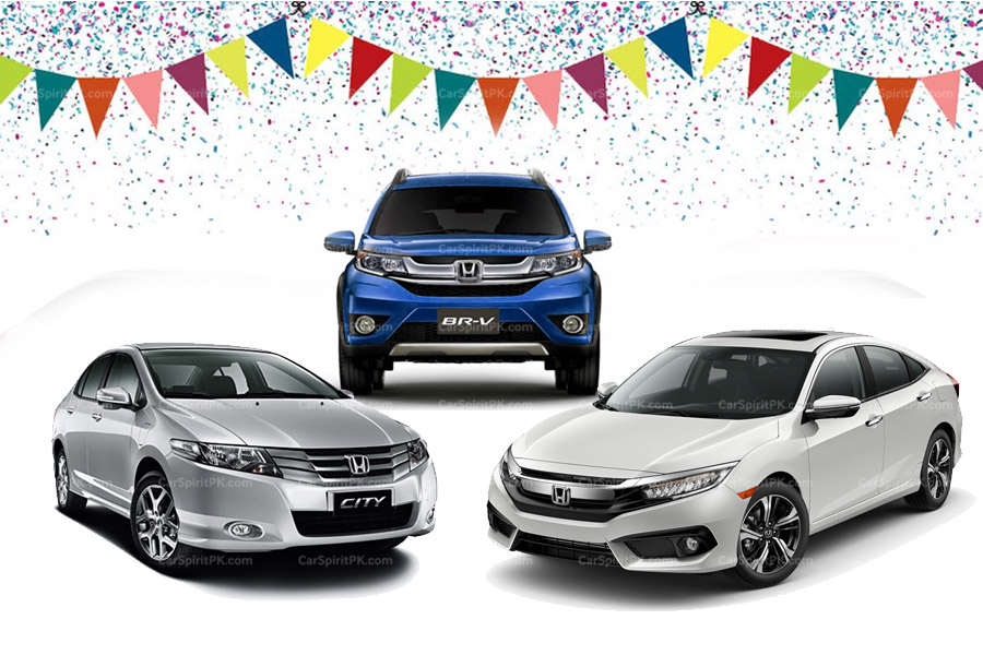 Honda Achieves Record Sales in 2017 10