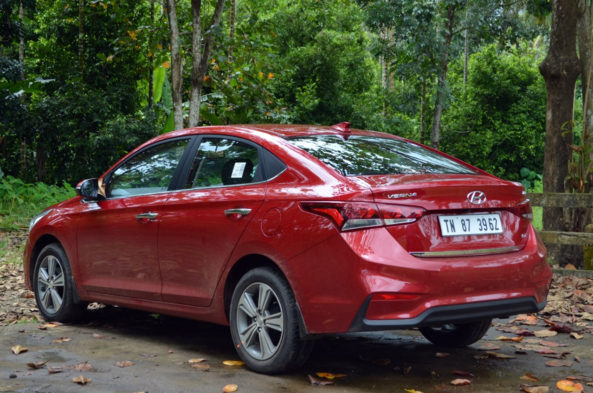 Hyundai Verna Launched with 1.4-liter Engine in India 3