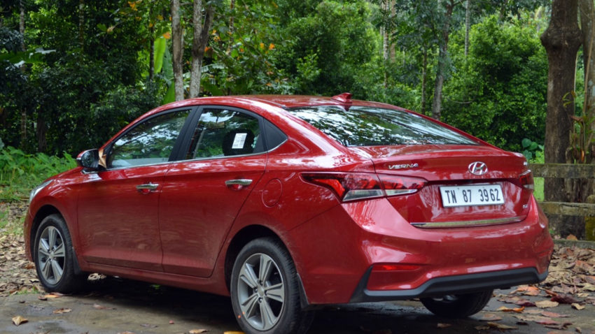 Hyundai Verna Launched with 1.4-liter Engine in India 7