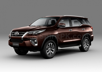 All You Need to Know About the 2018 Toyota Fortuner Diesel 2