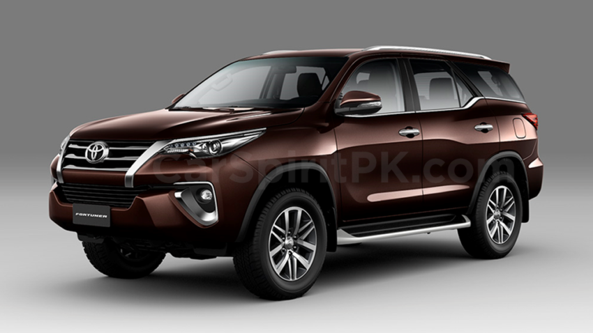 All You Need to Know About the 2018 Toyota Fortuner Diesel 5
