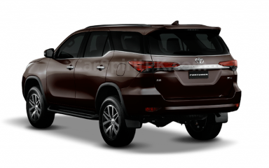 All You Need to Know About the 2018 Toyota Fortuner Diesel 3