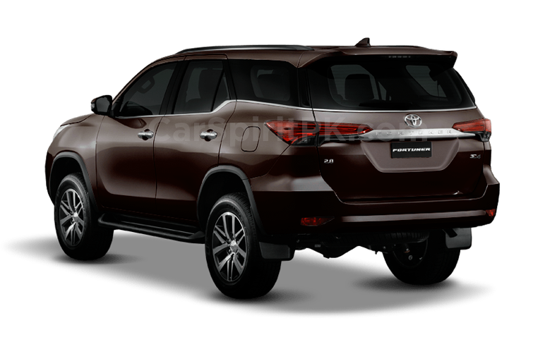 All You Need to Know About the 2018 Toyota Fortuner Diesel 6