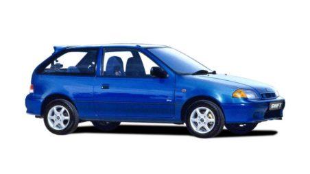 Suzuki Swift- All Generations 3
