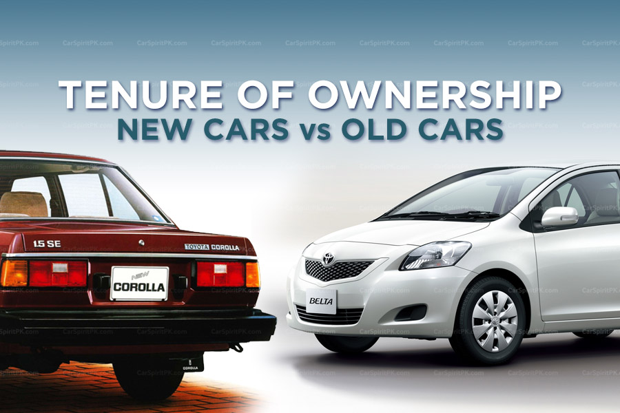Tenure of Ownership: New Cars vs Old Cars 15
