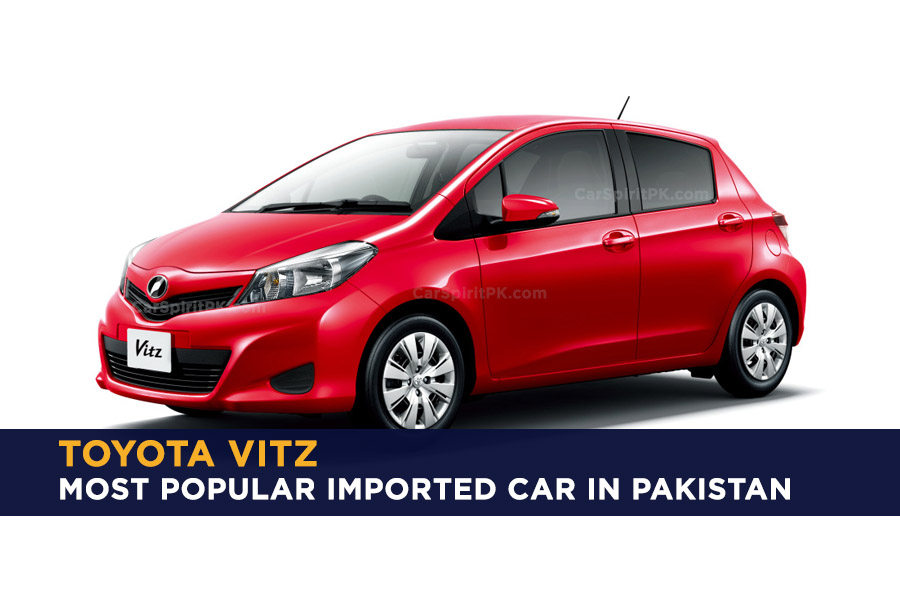 More than 65 Thousand Used Cars Imported in 2017- Vitz Being the Most Popular 3