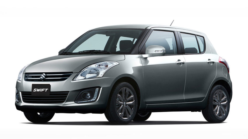 Suzuki Swift- All Generations 14