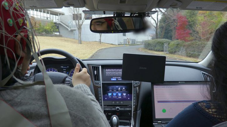 Nissan Unveils Brain-to-Vehicle Technology to Prevent Accidents 5