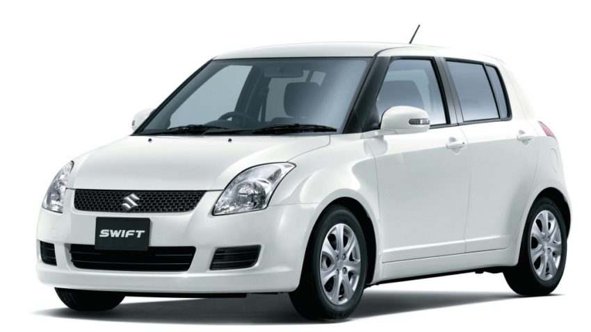 Suzuki Swift- All Generations 12