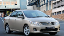 The Best Local Assembled Toyota Corolla in Pakistan? 12