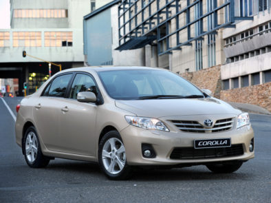 The Best Local Assembled Toyota Corolla in Pakistan? 7