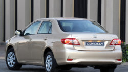 The Best Local Assembled Toyota Corolla in Pakistan? 13