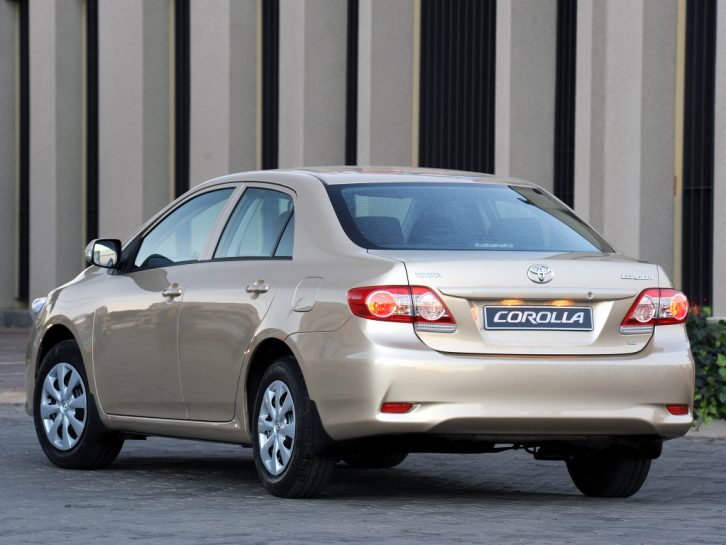 The Best Local Assembled Toyota Corolla in Pakistan? 9