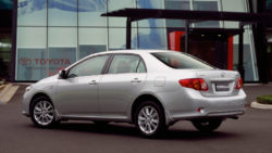 The Best Local Assembled Toyota Corolla in Pakistan? 11