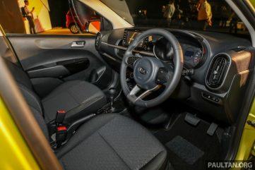2018 Kia Picanto launched in Malaysia 4