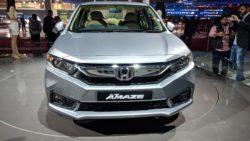 2018 Honda Amaze Debuts at Auto Expo 8