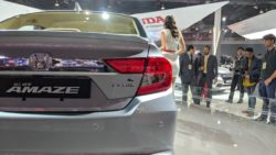 2018 Honda Amaze Debuts at Auto Expo 15